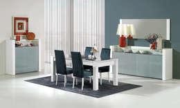 modern Dining room by Antarte Mobiliário