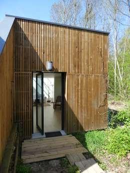 minimalistische Huizen door AADD+