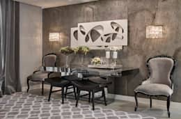 غرفة السفرة تنفيذ Lider Interiores