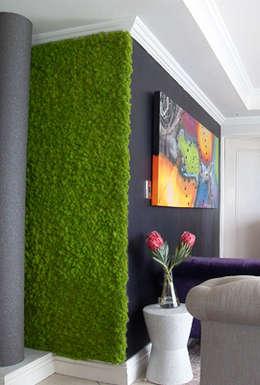 牆面 by Moss Turkey
