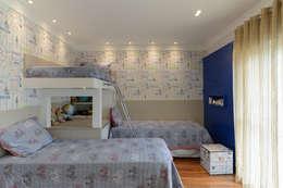 ห้องนอนเด็ก by LAM Arquitetura | Interiores