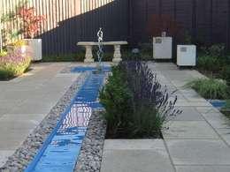 Projekty,  Ogród zaprojektowane przez Aralia