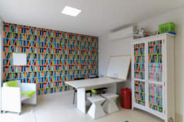 ห้องสันทนาการ by LAM Arquitetura | Interiores