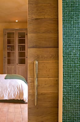 Chambre de style de stile Rural par Mario Caetano e Eliane Pinheiro