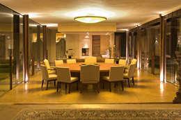 Salle à manger de style de stile Rural par Mario Caetano e Eliane Pinheiro