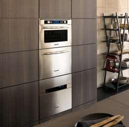 KitchenAid: modern tarz Mutfak