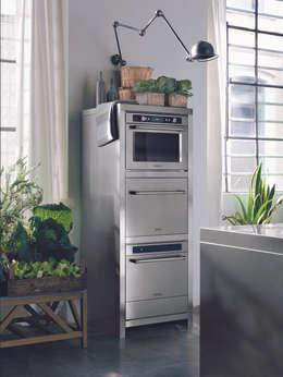 Projekty,  Kuchnia zaprojektowane przez KitchenAid