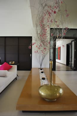 JSL Villa: modern Living room by Atelier Design N Domain