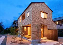 modern Houses by 君島弘章建築設計事務所