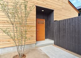 Casas de estilo moderno por 君島弘章建築設計事務所