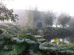 Landelijke tuinen: landelijke Tuin door groenpartners