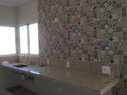 Кухни в . Автор – Vanda Carobrezzi - Design de Interiores