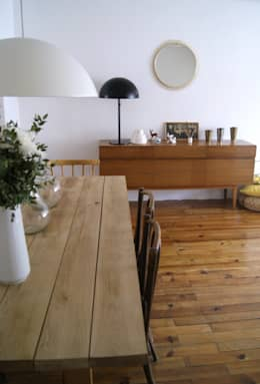 wie kleine esszimmer optisch gr er wirken. Black Bedroom Furniture Sets. Home Design Ideas