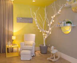 modern Bedroom by Carpaneda & Nasr