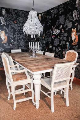 餐廳 by Gavetão- Decoração de Interiores