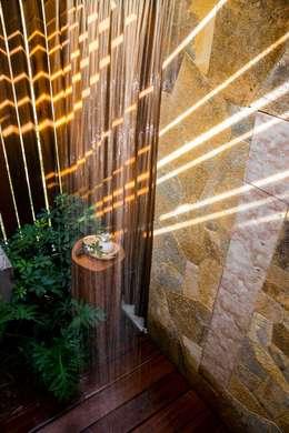 Projekty,  Ogród zaprojektowane przez BR  ARQUITECTOS