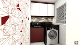 Cocinas de estilo moderno por Gustavo Bodini | Designer de Interiores
