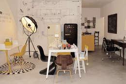 minimalistische Keuken door Entre Led e Design