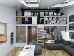 Ideeen Hoge Muur : Een hoog plafond: 6 ideeën om thuis na te doen