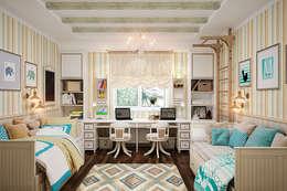 Студия дизайна Interior Design IDEAS: modern tarz Çocuk Odası