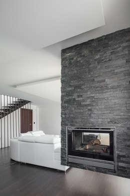moderne Woonkamer door JPS Atelier - Arquitectura, Design e Engenharia
