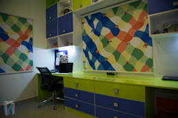 asian Study/office by homify