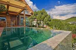 eclectic Pool by Pavelchik Design