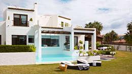 Alejandro Giménez Architects:  tarz Teras