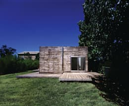 minimalistic Houses by MARTIN MARTIN ARQUITECTOS