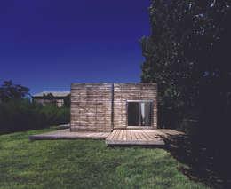Casas de estilo minimalista por MARTIN MARTIN ARQUITECTOS