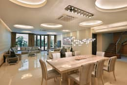 Residence Design, Rosewood City: modern Dining room by H5 Interior Design