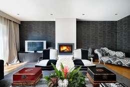 modern Living room by 3L, Arquitectura e Remodelação de Interiores, Lda