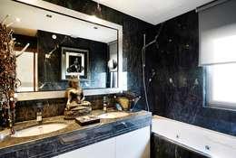 3L, Arquitectura e Remodelação de Interiores, Lda: modern tarz Banyo