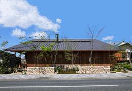 東側外観: 株式会社サン工房が手掛けた家です。