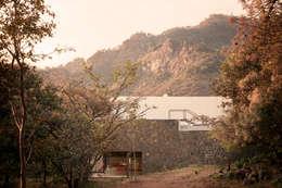 Casa Meztitla: Casas de estilo clásico por EDAA | Estrategias para el Desarrollo de Arquitectura