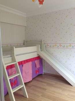 GENT İÇ MİMARLIK – SARIYER KONUT PROJESİ: modern tarz Çocuk Odası