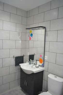 eclectic Bathroom by KREA Koncept
