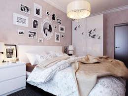 Chambre de style de style Moderne par Коваль Татьяна