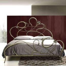 Dormitorios de estilo  por My Italian Living