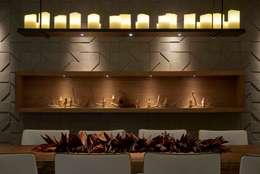 Столовые комнаты в . Автор – Lider Interiores