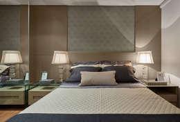 moderne Slaapkamer door Isabela Canaan Arquitetos e Associados