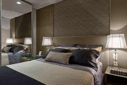 Dormitorios de estilo  por Isabela Canaan Arquitetos e Associados