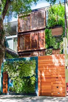 tropical Study/office by MPV Arquitetura Ltda