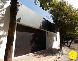 Casas minimalistas por ZTUDIO-ARQUITECTURA