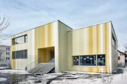 Schools by illiz architektur Wien Zürich