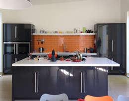 مطبخ تنفيذ ArchitectureLIVE