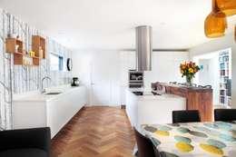 Projekty,  Kuchnia zaprojektowane przez in-toto Amersham