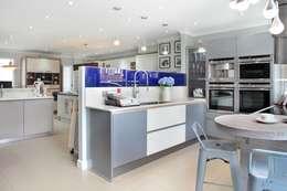 modern Kitchen by in-toto Amersham