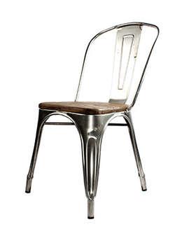 Sedie in ferro un classico sempre moderno for Sedie industrial design