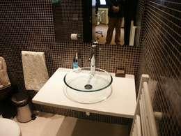 crokis proyectos의  화장실